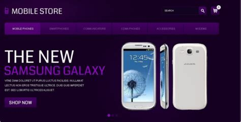 download themes for simple mobile 30 mobile store prestashop themes free premium templates
