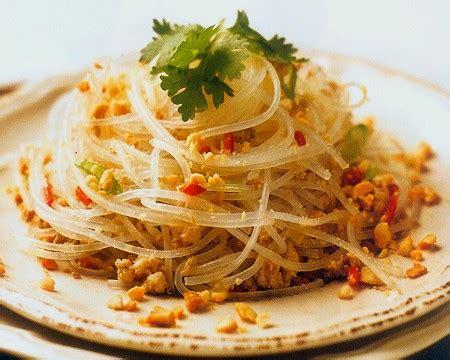 noodle salad recipes thai glass noodle salad recipe best healthy salad recipes