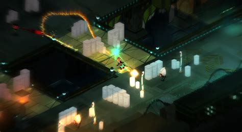 transistor pc gameplay español playstation flash sale titles for august revealed