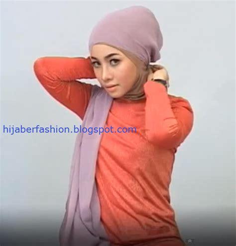 tutorial jilbab pashmina lebar tips memilih jilbab sesuai bentuk wajah tutorial hijab