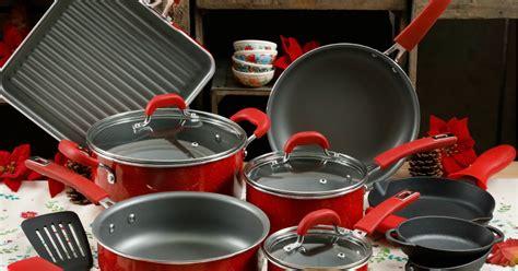 www walmart com thepioneerwomancooks walmart pioneer woman 30 piece cookware set only 94 reg