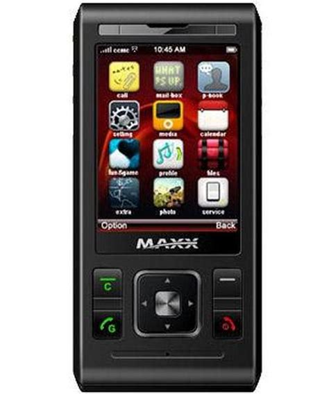 maxx mobile maxx gc735 mobile phone price in india specifications