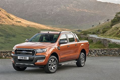 ford europe 2016 ford ranger prepares to hit european showrooms