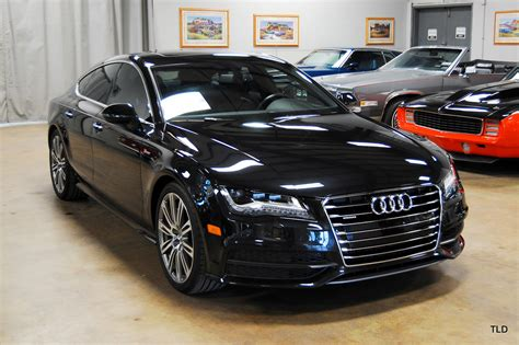 2012 Audi A7 Supercharged by Audi A7 Supercharged Audi A7 2012 Supercharged