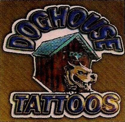 Dog House Tattoos Art And Design