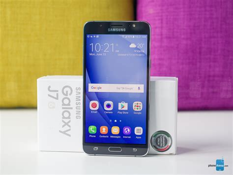 a samsung galaxy j7 samsung galaxy j7 2016 review