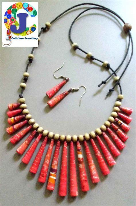 Paper Craft Jewellery - 568 best images about paper and jewelry on