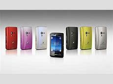 Sony Ericsson Xperia mini - Spesifikasi Xperia X10 Specs