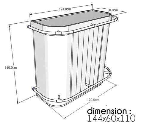 comptoir bar hauteur toulon design