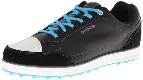 Crocs Slop Blue crocs s golf shoes shop buy crocs s golf shoes enjoy discounts