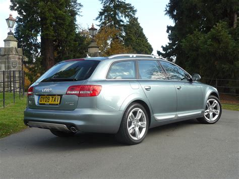 Audi A6 Allroad Specs by Audi A6 Allroad 2006 2011 Photos Parkers
