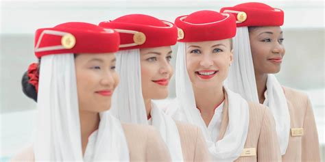 emirates stewardess emirates airlines flight attendants reveal just how much