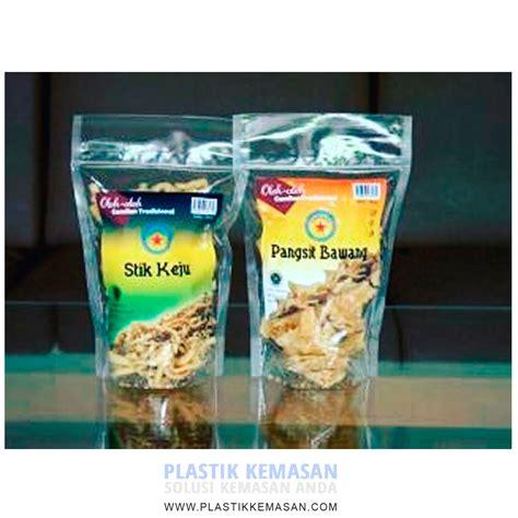 Kantong Plastik kantong plastik 3 plastik kemasan pouch zipper