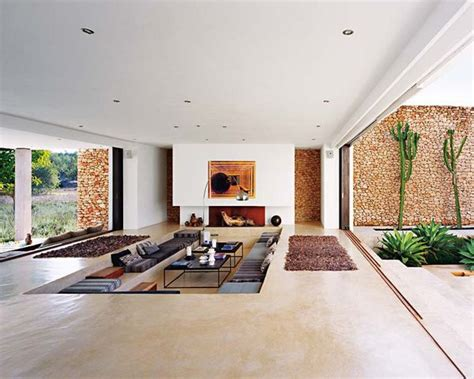 Definition Sunken Living Room Sunken Living Room Ambiente