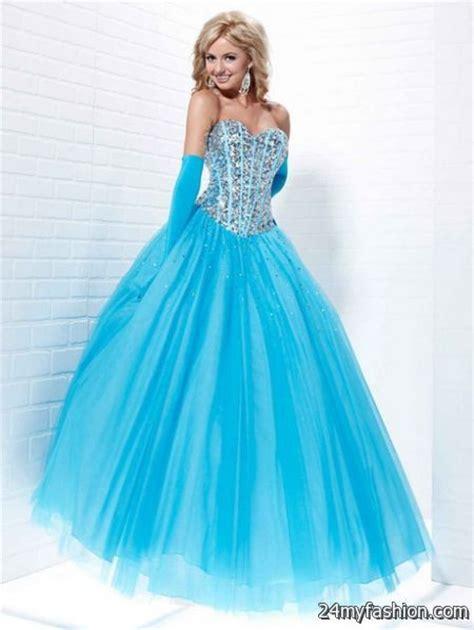 Bjg Blue Dress prom dresses 2017 2018 b2b fashion