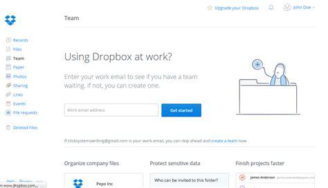 dropbox storage limit dropbox review cloud storage reviews