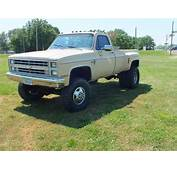 Sell Used 1985 Chevy Silverado 1 Ton 4x4 Dually In Council