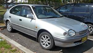Toyota Corolla 1 8 Toyota Corolla 1 8 1999 Auto Images And Specification