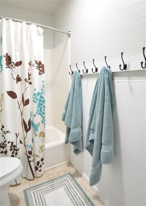 where to hang towels in a small bathroom best 25 bathroom towel hooks ideas on pinterest towel