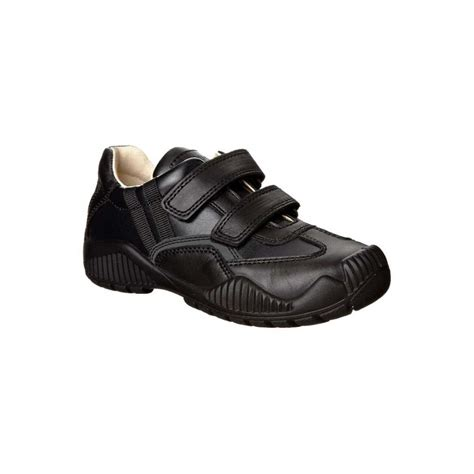 boys leather shoes serse black leather boys shoe