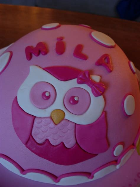 Owl Baby Shower Gifts by Owl Birth Cake As A Baby Shower Gift Cakecentral