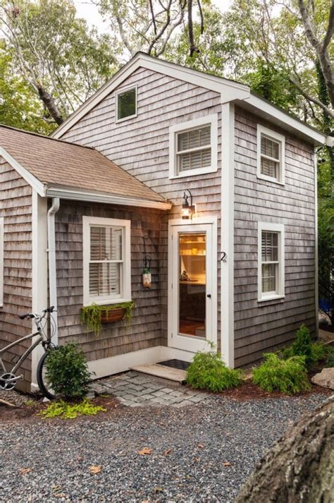 micro cottage 350 sq ft tiny cottage in cape cod