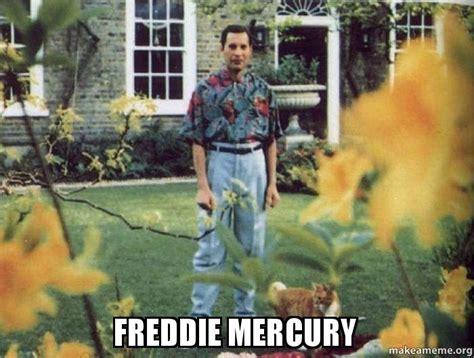 Meme Freddie Mercury - freddie mercury make a meme