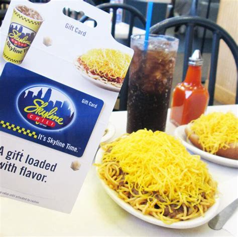 Gift Cards Chili S Other Restaurants - giveaway summer salads at skyline the food hussy