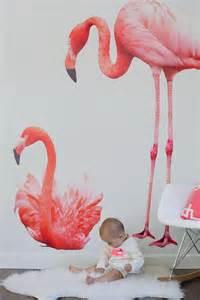 Flamingo Wall Stickers Vinyl Wall Sticker Decal Art Flamingos