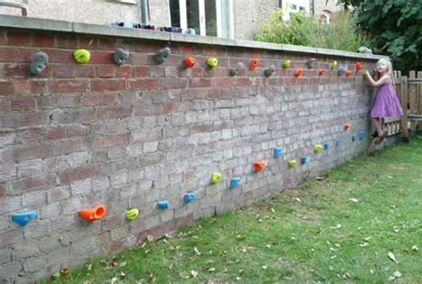 Climbing Holds From Custom Holds Garden Climbing Wall