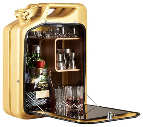 Jerry Can Bar Cabinet Fuel Original Jerry Can Bar Cabinet Eclectic Wine And Bar Cabinets By Ahalife