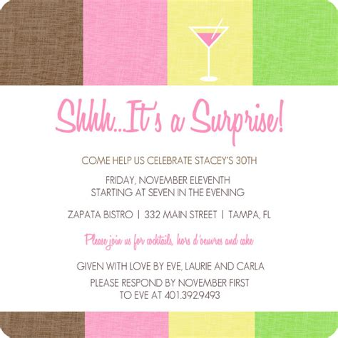 surprise 30th birthday invitations template best