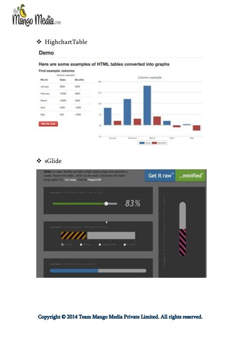 best for web developers 20 best jquery plugins of 2014 for web developers