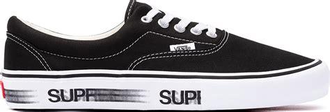 supreme vans supreme x vans era quot motion logo quot releasing march 3rd