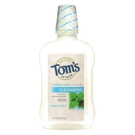 Detox Mouthwash Reviews by Tom S Of Maine Cleansing Mouthwash Review Cheapism