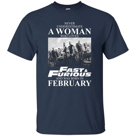 Tshirt The Fast And The Furious never underestimate a who fast and furious and