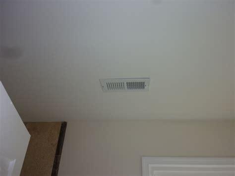 Hvac Ceiling Registers by When An Hvac Register Blows No Air