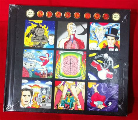 Cd Pearl Jam Back Spacers Imported Malaysia pearl jam live in nyc 12 31 92 backspacer 2cds 2009 490 00 en mercado libre
