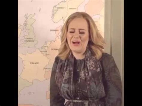Before She Was Aygness Deyn She Was From The Chip Shop by Leaked Of Adele Before She Was