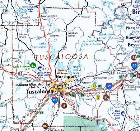tuscaloosa map adriftskateshop