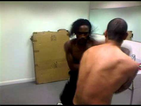 nile ranger vs leon best having a scrap youtube