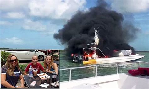 girl boat explosion one dead and nine injured after tour boat explodes in the