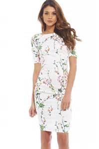Crochet Simple Flower - ax paris floral midi dress shopstyle com au day