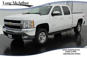 how make cars 2010 chevrolet silverado 2500 navigation system sell used 2010 ltz 6 0 v8 navigation 4x4 crew cab heated leather onstar bose sunroof in salina