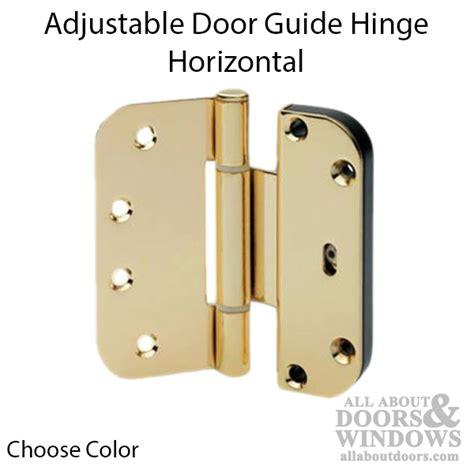 Adjustable Hinges For Exterior Doors Adjustable Exterior Door Hinges The Original Adjustable