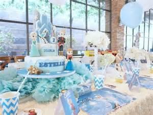 Original fiesta con frozen la princesa decoracion centro de mesa mas
