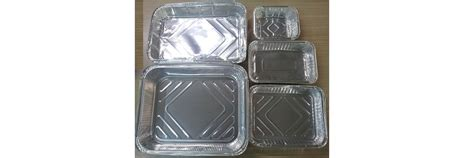 vaschette alluminio per alimenti vaschette alluminio rettangolari ingrosso della carta
