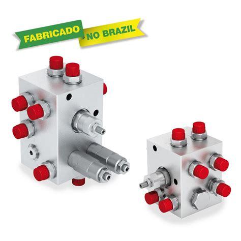integrated hydraulic circuits hydraulic integrated circuit brazil bondioli pavesi
