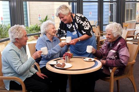 improving the nutritional status of the elderly living in