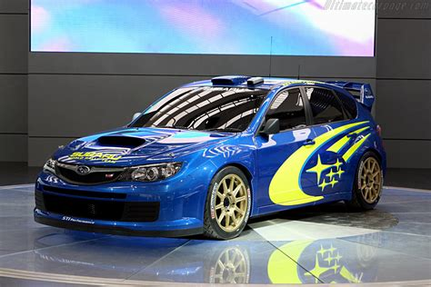 subaru wrc 2007 2007 subaru impreza wrc concept images specifications